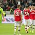 Arsenal thắng lớn trong trận ra quân tại  Europa League 19-20