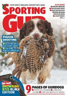 Sporting Gun Edisi Januari 2015
