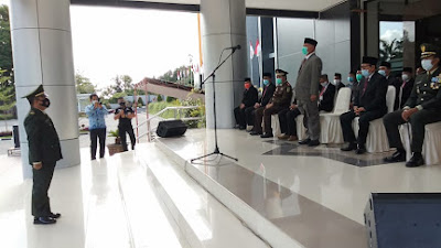 "Upacara Hari Pahlawan, Pemkab Lotim Gaungkan ""Pahlawanku Sepanjang Masa"""