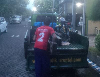 Carter Pick Up Surabaya Jombang
