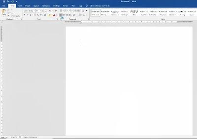 Free File : Cara Membuat Name Tag Microsoft Word 2