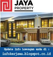 Lowongan Kerja PT Jaya Real Property