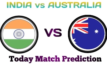 Ind vs Aus 1st ODI-Match Prediction For Today-Who Will Win