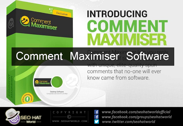 Download Comment Maximiser Free