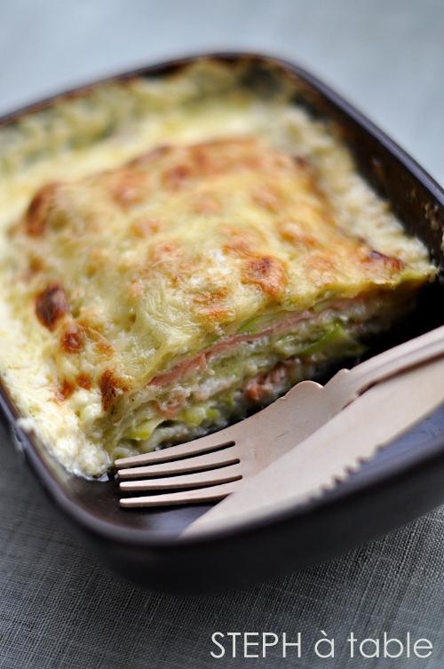 Ravioles De Royan : Cuisson : ravioles, royan, cuisson, Gratin, Ravioles, Saumon, Fumé, Simple, Divinement, Stephatable