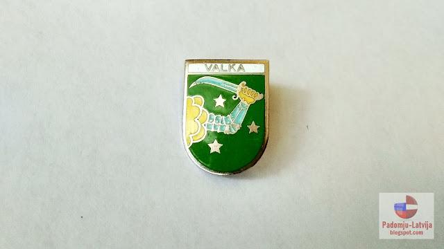 zetons Valka
