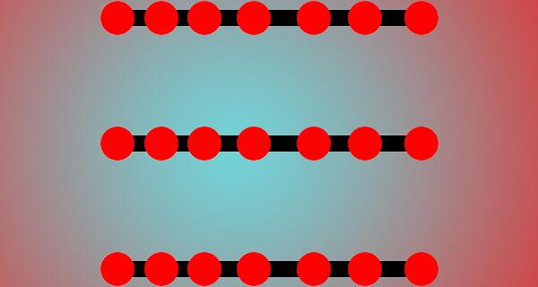 Gambar Pola Lantai Horizontal