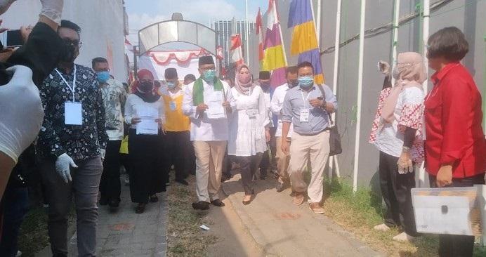 Merasa Dilecehkan Calon PKS, Calon PDIP: Walkot Depok Terbahak-bahak