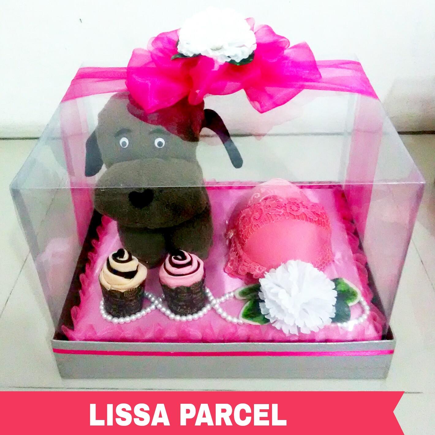Lissarhi Parcel Hantaran Pernikahan Kota Bogor