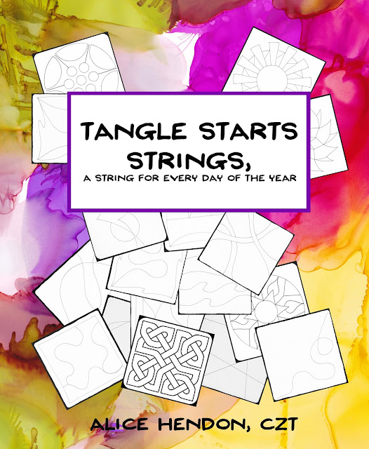 #1 on hot new release list, Tangle Starts Strings, Alice Hendon, The Creator's Leaf