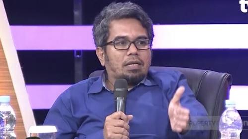 Anggap TKA Cina Masuk Indonesia Wajar, Teddy Gusnaidi: Kenapa Diframing Negatif?