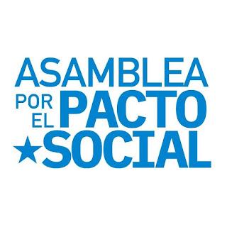 Asamblea por el Pacto Social: Segunda declaración