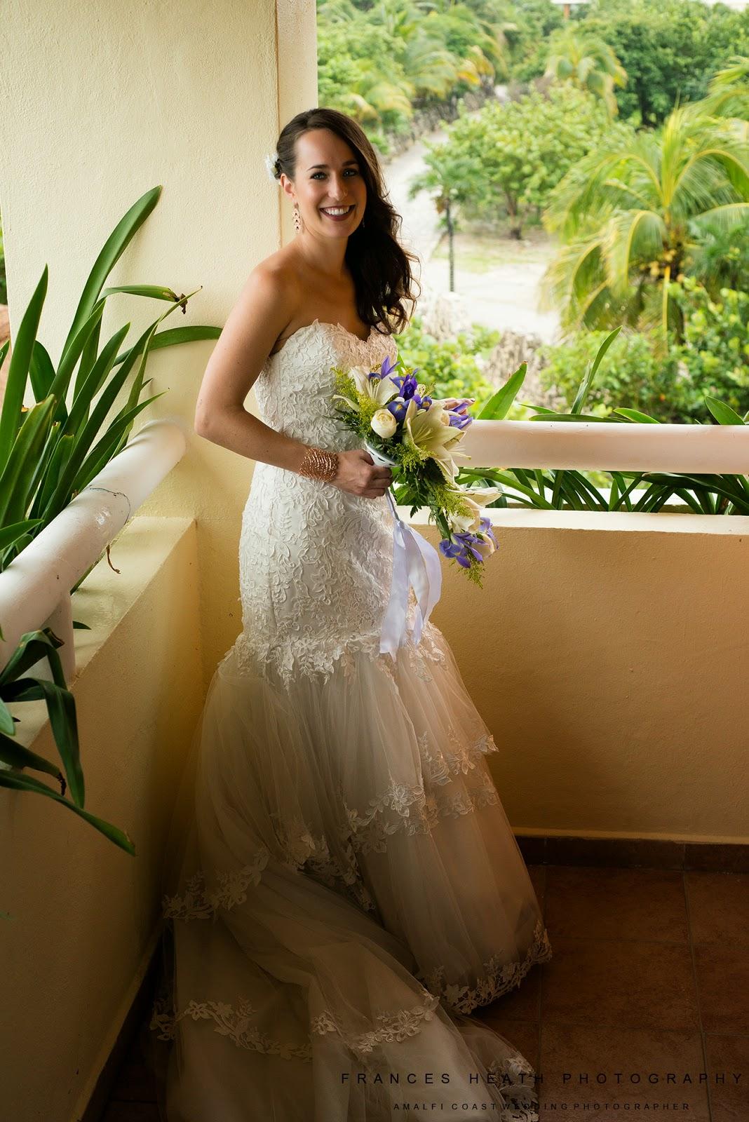 Bride Mexico Tulum