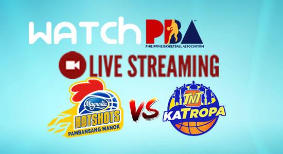 Livestream List: TNT vs Magnolia game live streaming January 27, 2018 PBA Philippine Cup