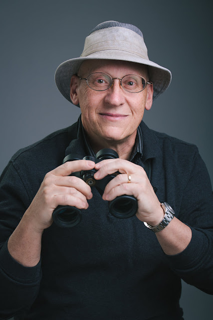 Steve Borrows author photo from his website.