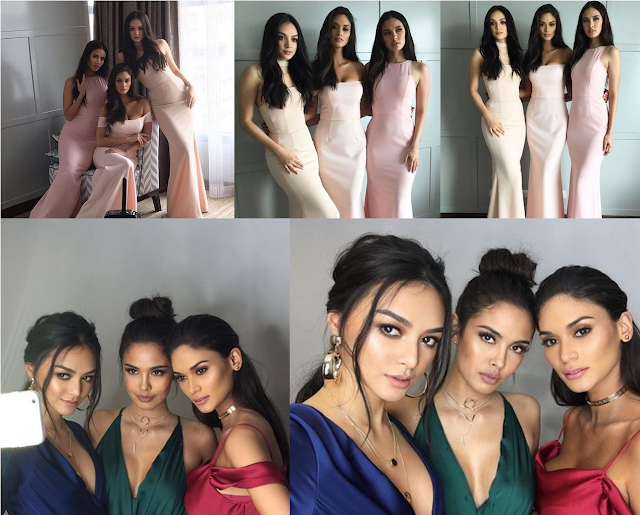MUST-SEE: Pia Wurtzbach, Megan Young, Kylie Verzosa Unite And Go Viral! See Their Photos Here!