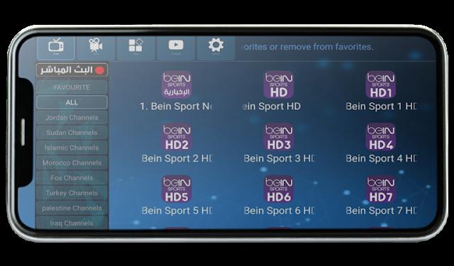 تحميل تطبيق Raeed tv box لمشاهدة القنوات المشفرة العربية و العالمية مع كود التفعيل