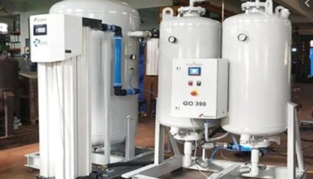 डॉ. शंकरराव चव्हाण वैद्यकीय महाविद्यालयात आणखी एका ऑक्सीजन प्लँटची उभारणी -NNL