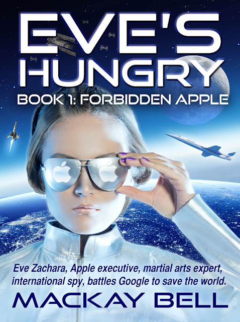Eve's Hungry Now Available for iBooks