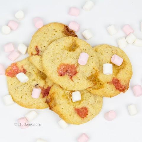 Marshmallow Cornflakes Cookies