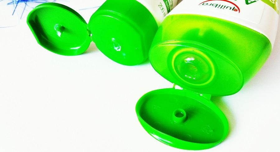 Equilibra • Naturale, Nawilżający szampon aloesowy oraz nawilżająca odżywka aloesowa