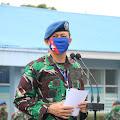 Danlanud Sulaeman Kolonel Pnb M Nurdin Apresiasi Personel Lanud dan Skadik Tidak Mudik Lebaran Saat Pandemik Covid 19