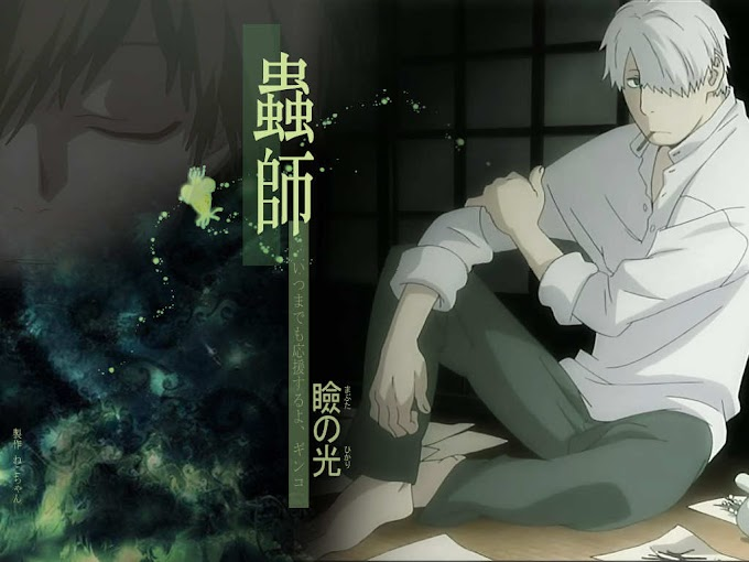 Mushishi Zoku Shou BD [BATCH]