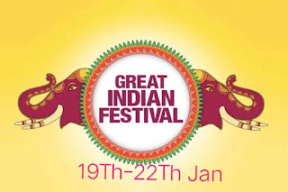Amazon Great Indian Festival 2020 Official