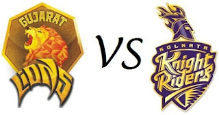 IPL 2017 KKR vs GL T20 Full Match Highlights