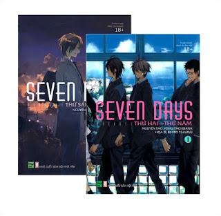 Combo Seven Days (Trọn Bộ 2 Tập) - Phiên Bản Thường ebook PDF EPUB AWZ3 PRC MOBI