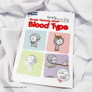 simple thingking about blood type