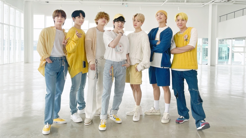 BTS Makes New History on Billboard Chart With 'Butter'