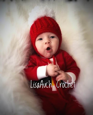 free crochet baby hat pattern with earflaps
