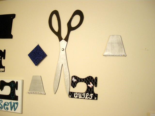 Unusual Sewing Wall Art Images - Wall Art Design - leftofcentrist.com