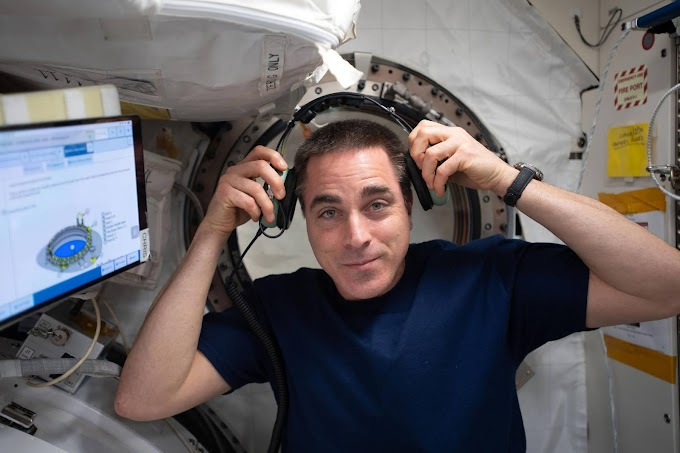 Life onboard the ISS. Featuring Capt. Chris Cassidy, NASA Astronaut