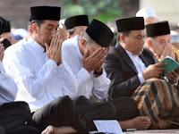 Presiden Jokowi Akan Salat Idul Adha di Kebun Raya Bogor
