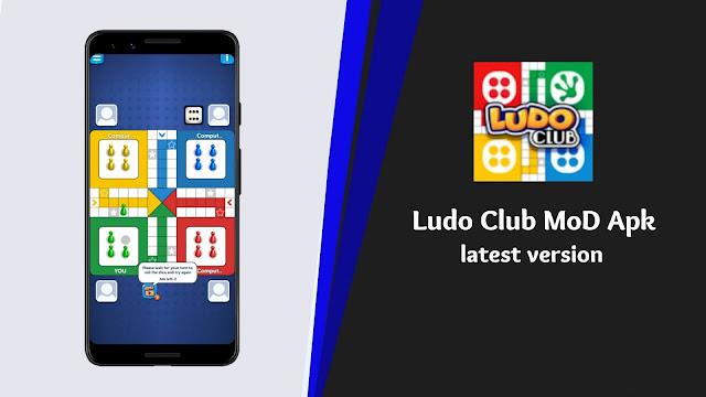 تحميل لعبة Ludo Club MOD Apk  [عملات غير محدودة]