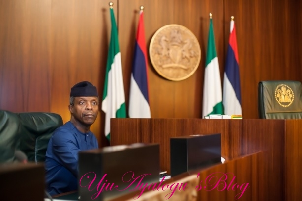 Why FG Hasn't Prosecuted Some Treasury Looters – Osinbajo