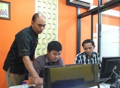 Pelatihan Administrator Linux Server Dinas PU Enrekang