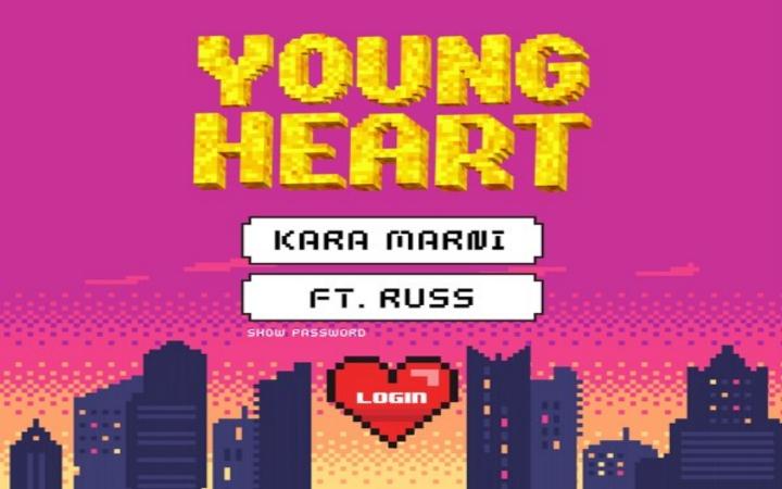 Kara Marni - Young Heart feat. Russ