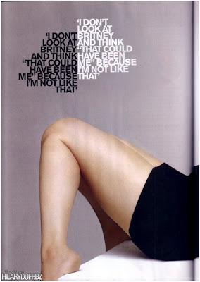 Hilary Duff sexy photos