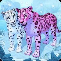 Snow Leopard Family Sim Online Mod Apk