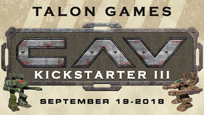 Project Update #6: CAV: Strike Ops III, Kickstarter from Talon Games