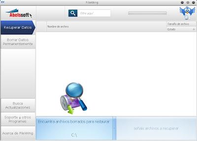 Recuperación o borrado definitivo de archivos en Windows
