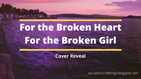 For the Broken Heart For the Broken Girl // Poetry Collection Cover Reveal!
