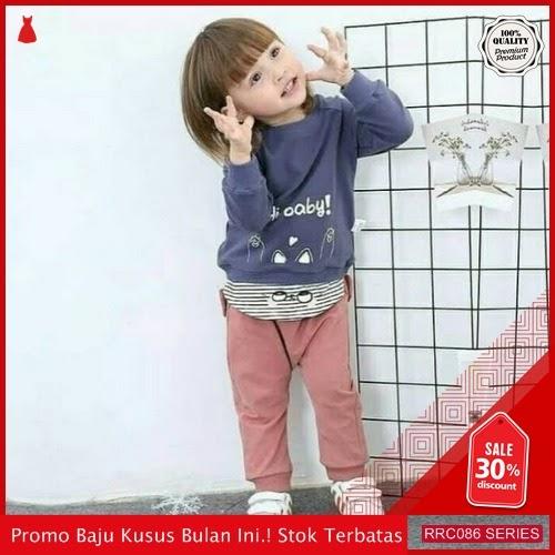 RRC086B41 Baju Fashion Anak Wanita Hi Baby Fashion BMGShop