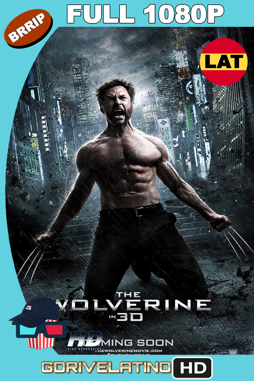 The Wolverine (2013) THEATRICAL CUT BRRip 1080p Latino-Ingles MKV