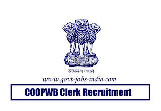 COOPWB Clerk Recruitment 2020