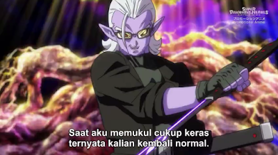 Super Dragon Ball Heroes Episode 27 Subtitle Indonesia