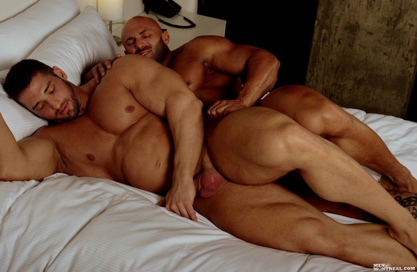 Bodybuilder Men Porn 111